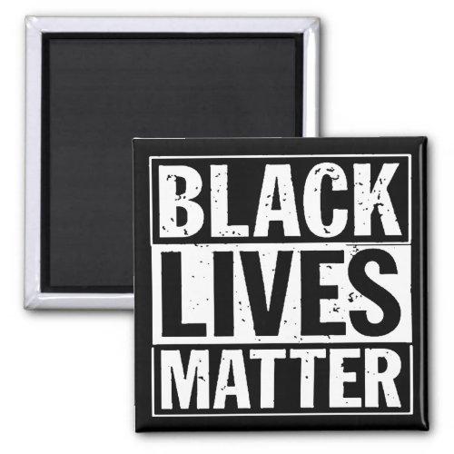 """""""BLACK LIVES MATTER"""" MAGNET"""