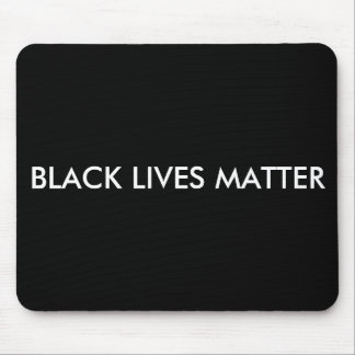 Black Lives Matter Mousepad