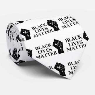 Black Lives Matter Neck Tie