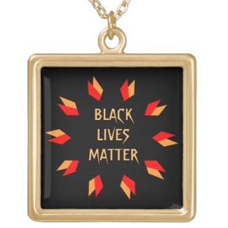 Black Lives Matter Necklace