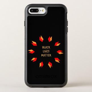 Black Lives Matter OtterBox Symmetry iPhone 7 Plus Case