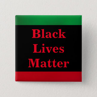Black Lives Matter Pinback Button