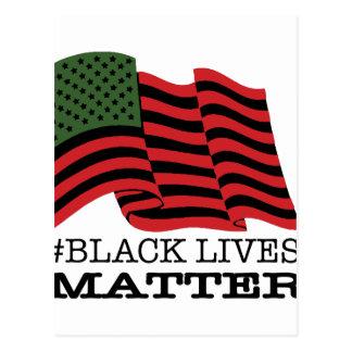 #Black Lives Matter Postcard