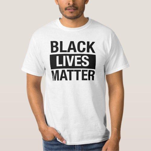 Black Lives Matter T_Shirt