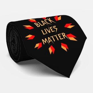 Black Lives Matter Tie