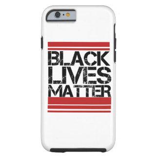Black Lives matter Tough iPhone 6 Case
