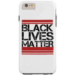 Black Lives matter Tough iPhone 6 Plus Case