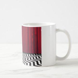 Black Lodge Red Room Mug