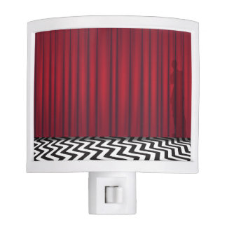 Black Lodge Red Room Nigth Light