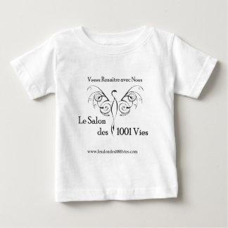 Black logo and Blanc.JPG Baby T-Shirt