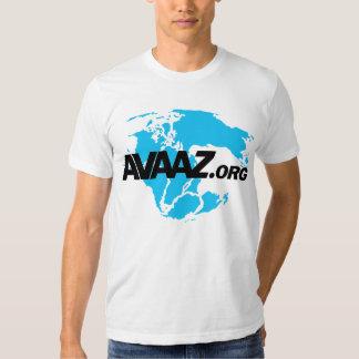 Black Logo & Pangea Front / Multicolor Tagline Bac Tee Shirt