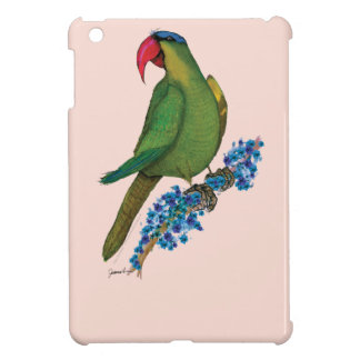 black lored parrot, tony fernandes iPad mini cases