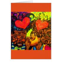 Black Love Card