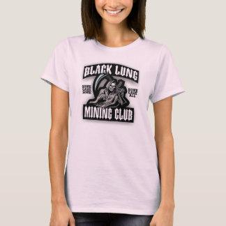 BLACK LUNG MINING CLUB T-Shirt