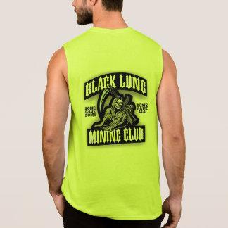 BLACK LUNG MINING CLUB T SHIRTS