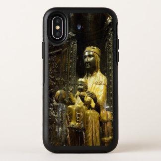 Black Madonna Montserrat OtterBox Symmetry iPhone X Case