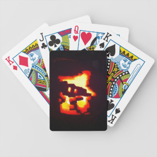 Black Mage Bicycle Playing Cards