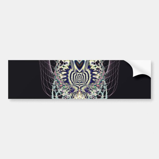 Black Magic Bumper Stickers