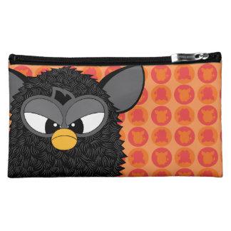 Black Magic Furby Cosmetics Bags