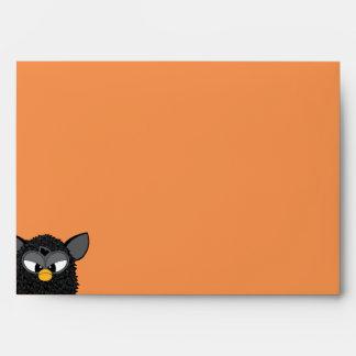Black Magic Furby Envelope