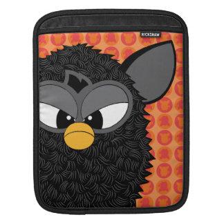 Black Magic Furby iPad Sleeve