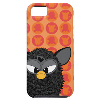 Black Magic Furby iPhone SE/5/5s Case
