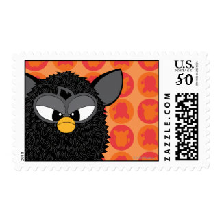 Black Magic Furby Postage