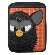 Black Magic Furby Sleeve For iPads