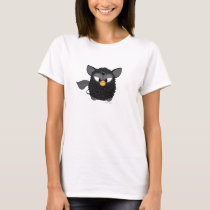 Black Magic Furby T-Shirt