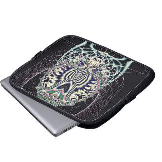 Black Magic Laptop Computer Sleeve