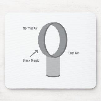 Black Magic Mouse Pad