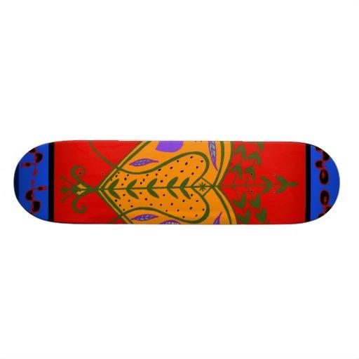 Black Magic Skateboard