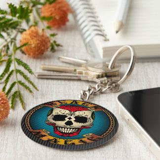 Black Magic Voodoo Keychain