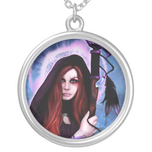 Black Magic Woman Necklace