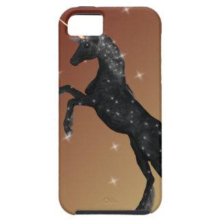 Black Magical Unicorn iPhone SE/5/5s Case