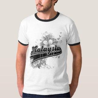 Black Malaysia Shirt
