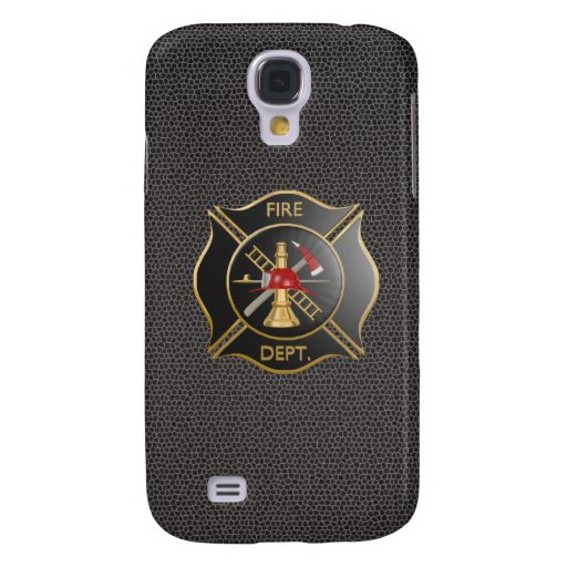 "Black maltese  firefighting  ""Barely There"" Galaxy S4 Covers"