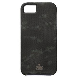BLACK MAMBA by COBRA CAMO iPhone SE/5/5s Case