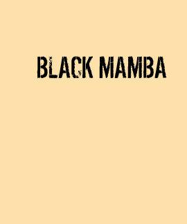 BLACK MAMBA SHIRT