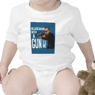 black man with a gun podcast bodysuit