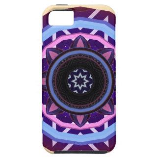 Black Mandala iPhone SE/5/5s Case