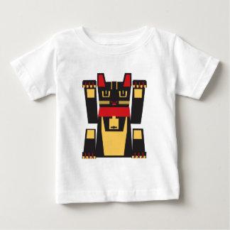 black Maneki Neko cat Baby T-Shirt