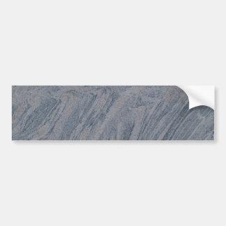 Black Marble Background Bumper Sticker
