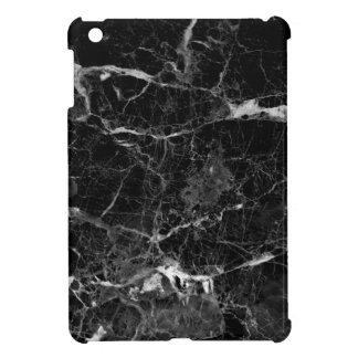 Black marble cover for the iPad mini
