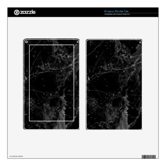Black marble skins for kindle fire
