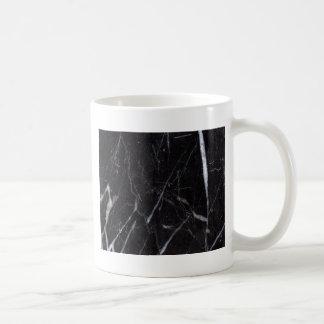 Black Marble Stone Grain/Texture Coffee Mug