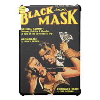 """""""Black Mask"""" iPad Case"""