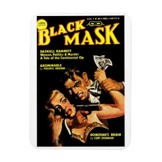"""""""Black Mask"""" Magnet"""