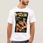 """Black Mask"" Tee Shirt"
