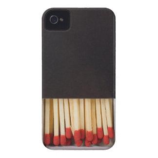 Black Matchbox - iPhone4 - iPhone 4 Case-Mate Case
